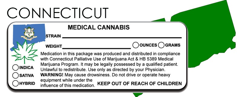 Connecticut - State Law-Marijuana-Packaging