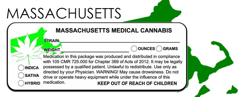 Massachussets - State-Law-Marijuana-Packaging