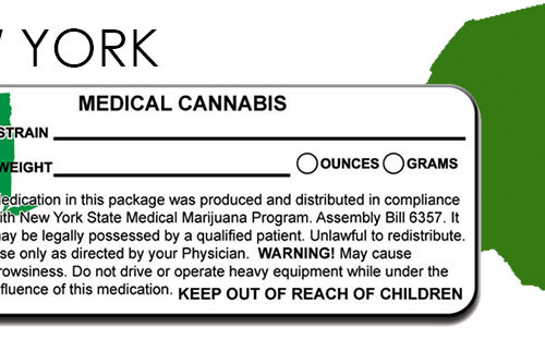 NEW YORK Marijuana Packaging and Labeling State Law