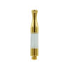 0.5 mL Gold Metal Tip RS2 Vape Cartridge