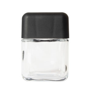 3oz Cube Reserve Glass Jar (80 Qty)