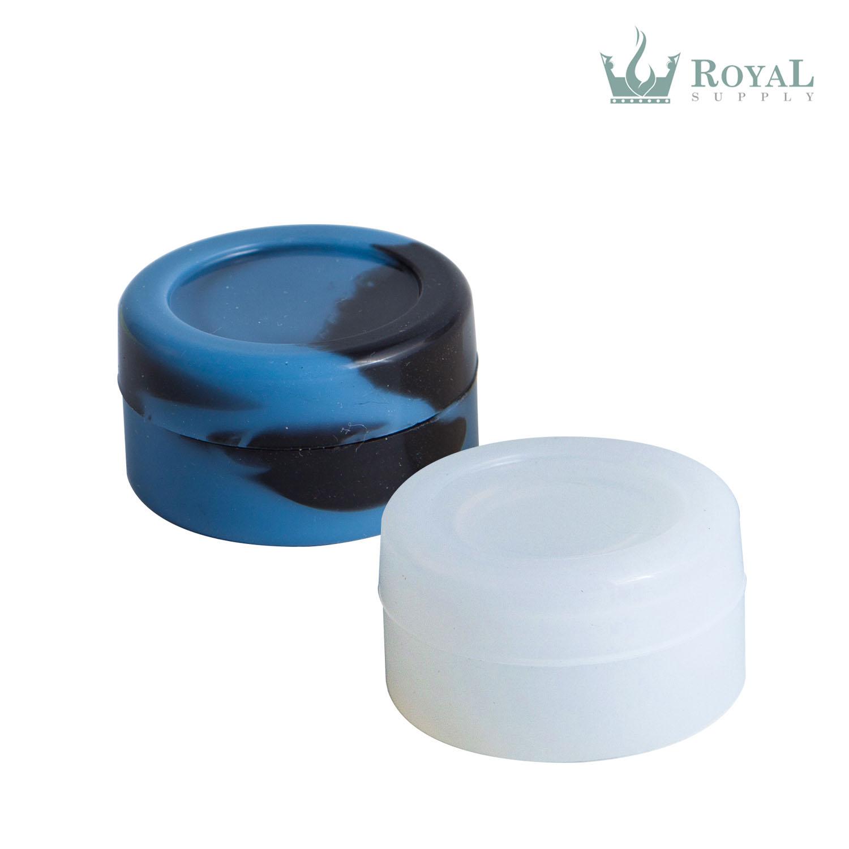 3 ml Silicone Non-Stick Concentrate Container