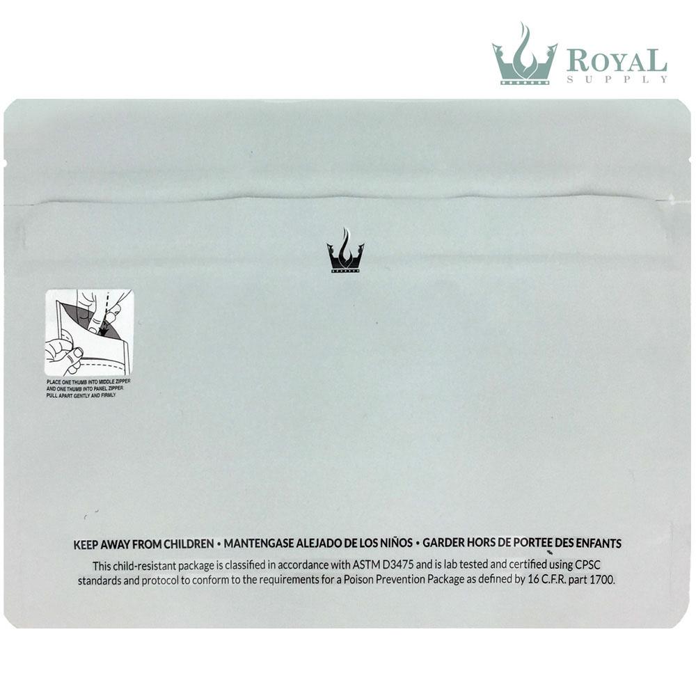 Royal Supply Medium Child Resistant Exit Bag