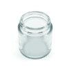 3oz Premium Flush Glass Jar