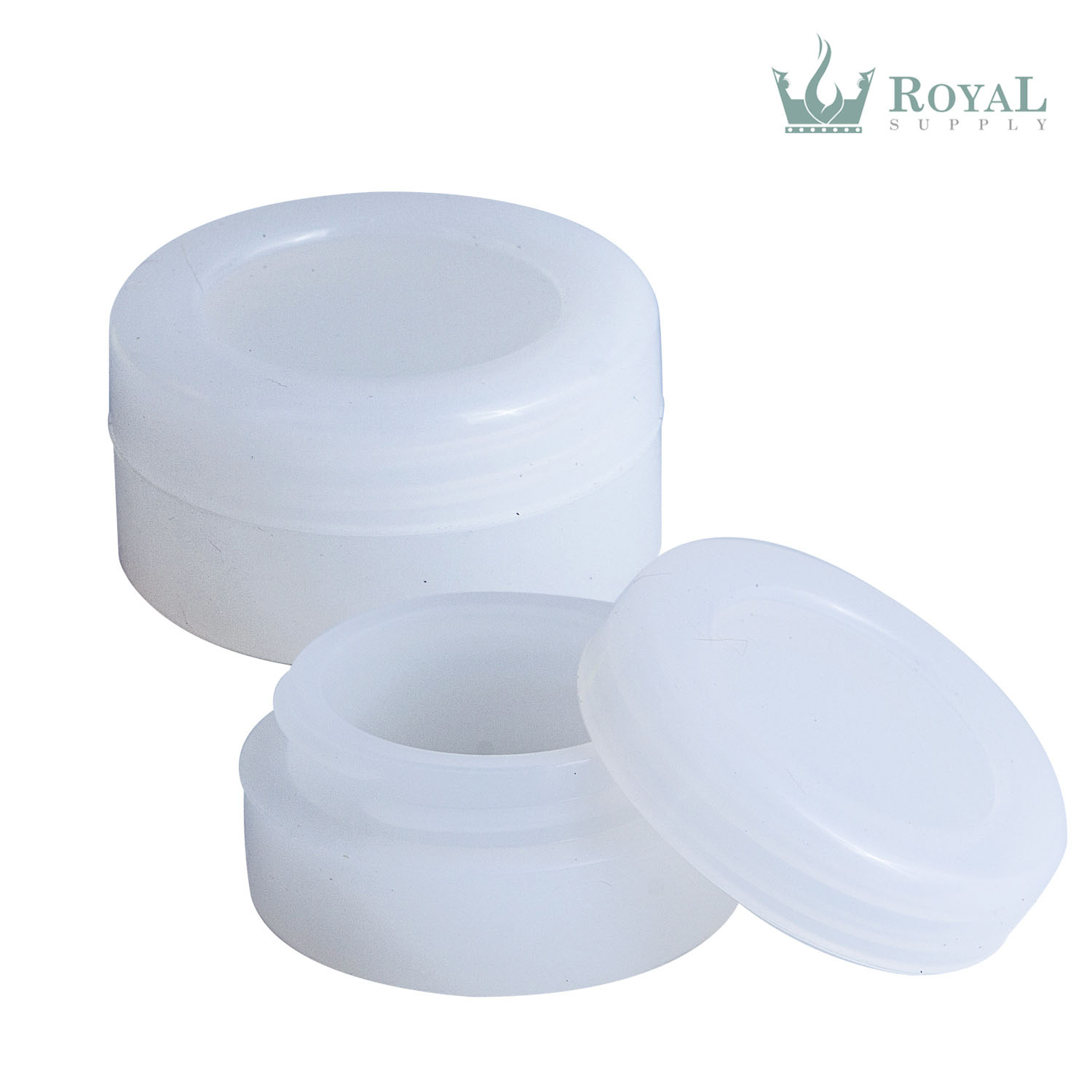 7 ml Silicone Non-Stick Concentrate Container