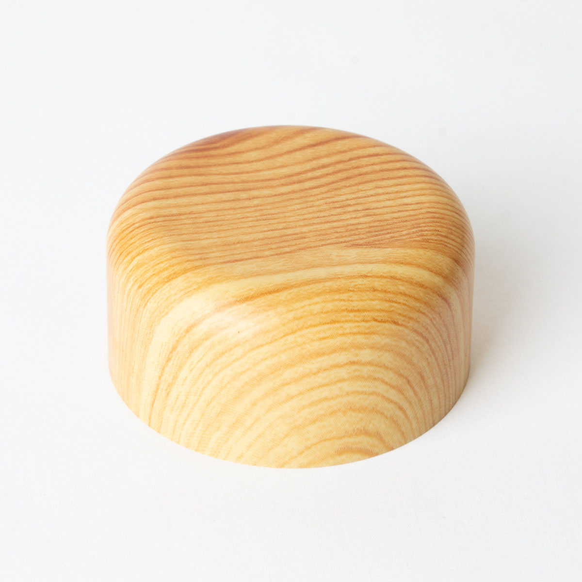 Faux Wood Cr Lid For Reserve Glass Jars (80 Qty)