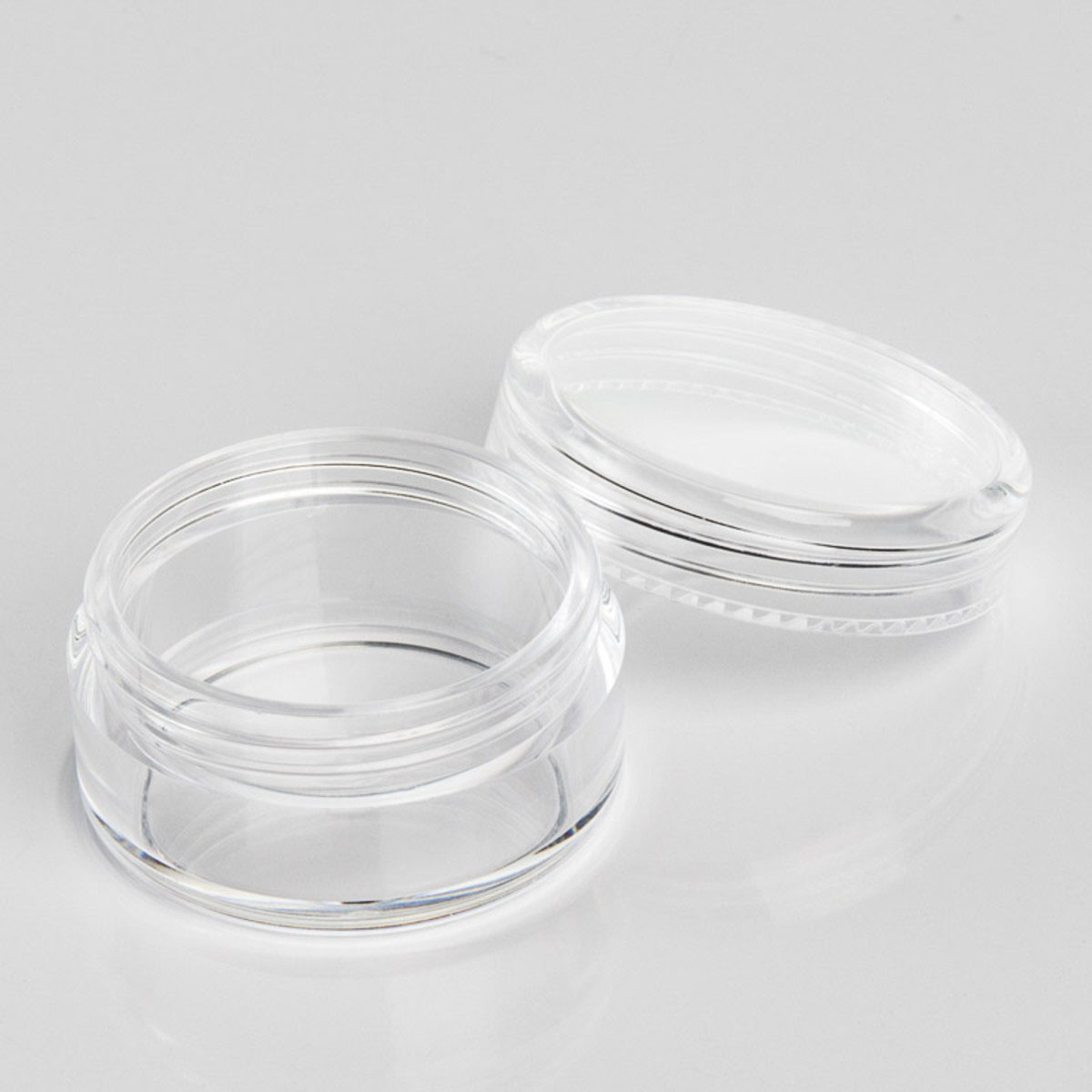 10ml Polystyrene Concentrate Container (1500 Qty.)
