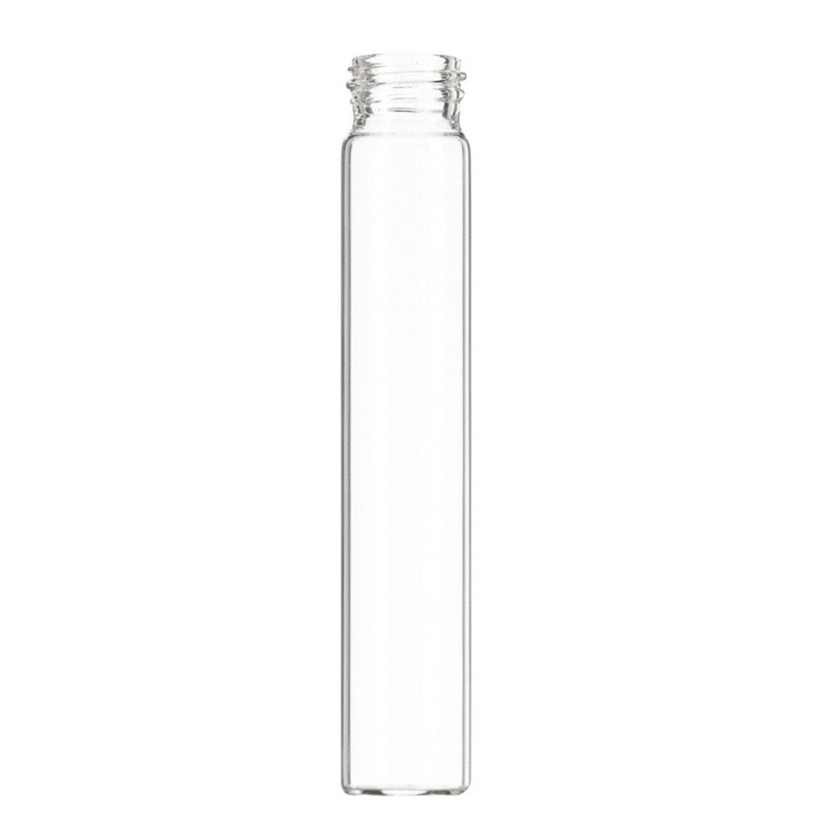116MM SCREW TOP GLASS PRE-ROLL TUBE (QTY 250)
