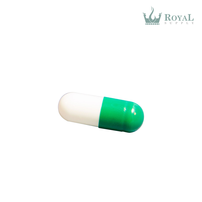 Size 0 Empty Gelatin Pill Capsules