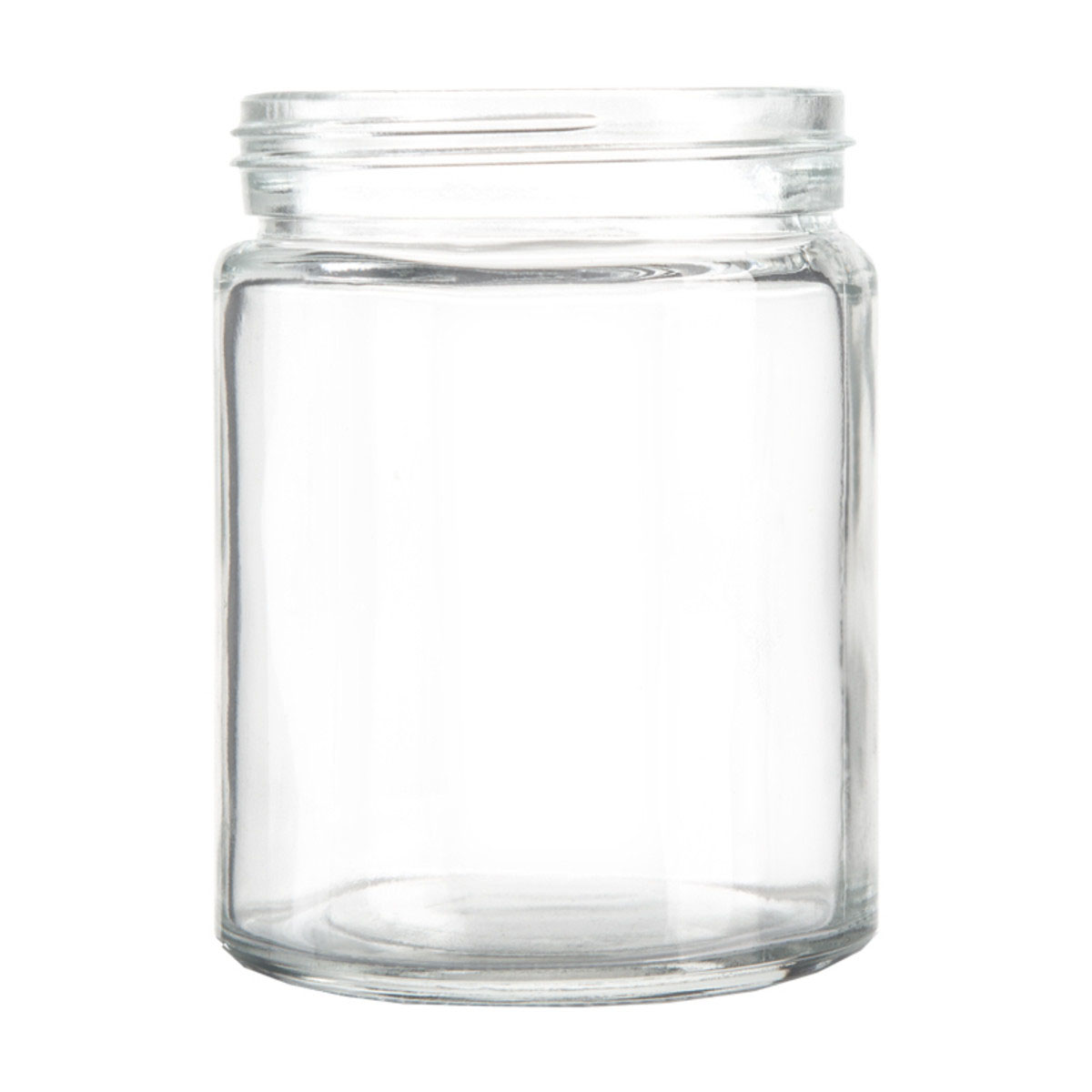 18oz Standard Glass Jar (48 Qty.)