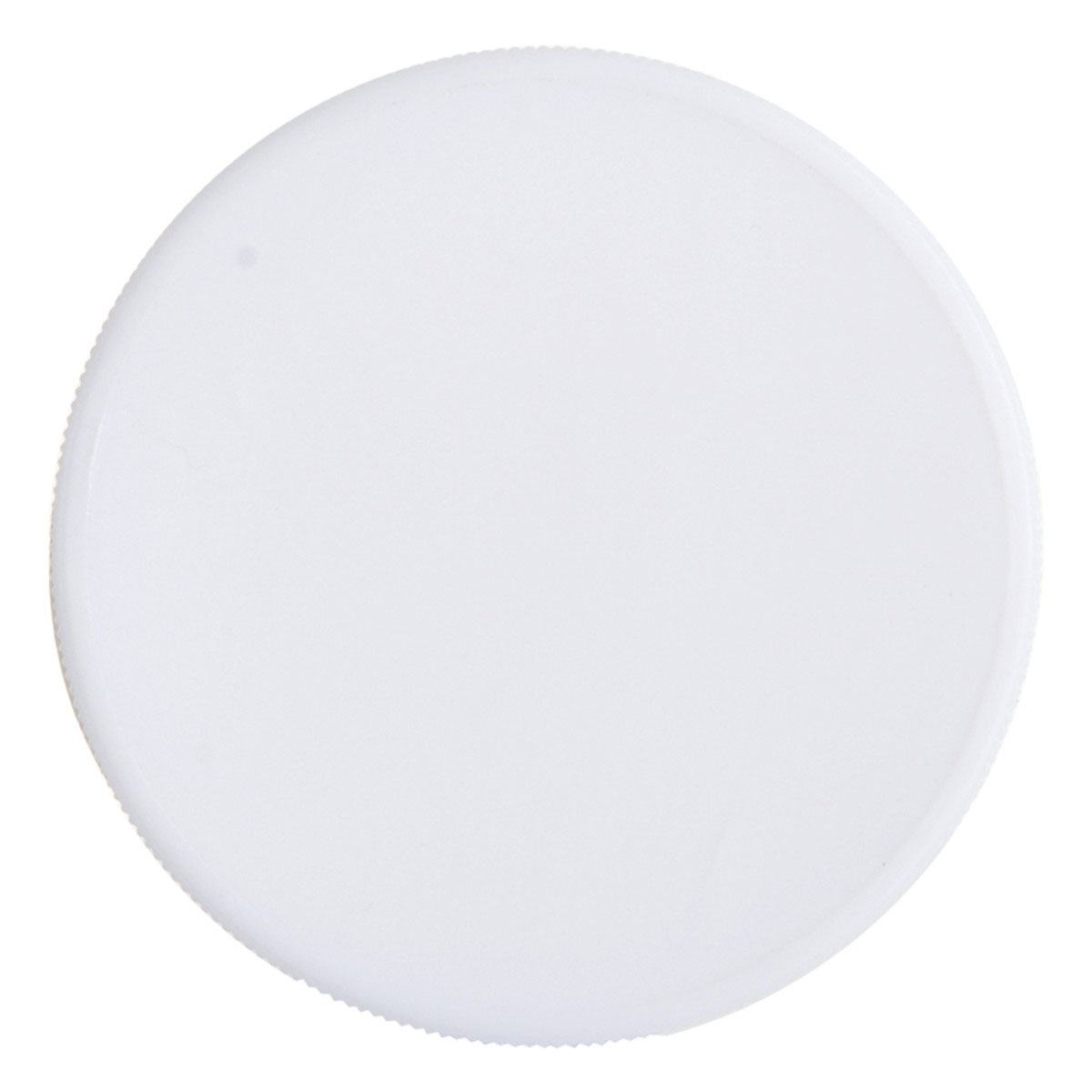 White Lid For 18oz Standard Glass Jar (48 Qty.)
