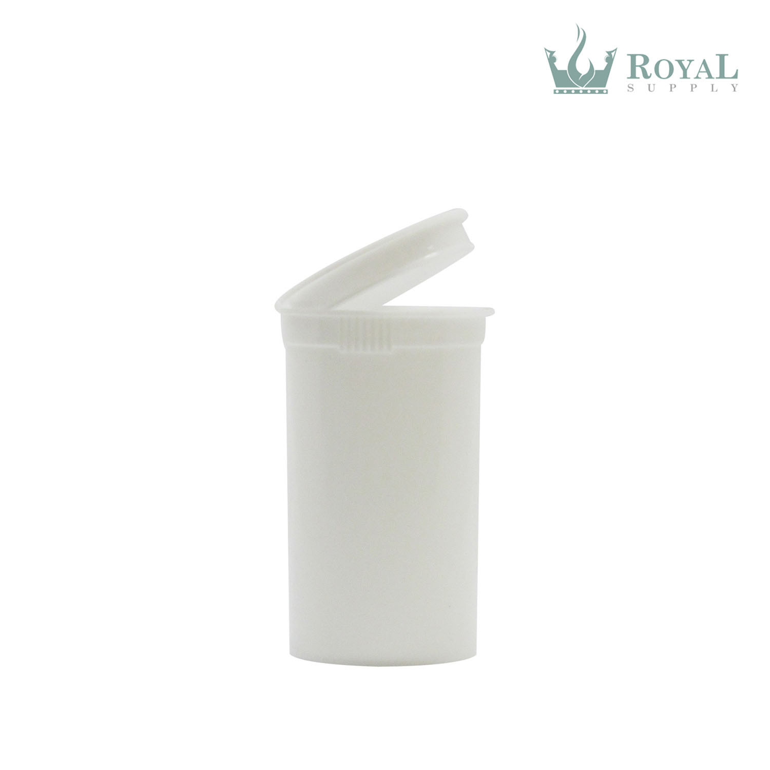 19 Dram High Quality Opaque Child Resistant Pop Top Bottles