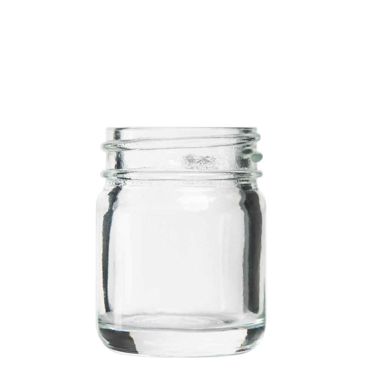 1 Oz Standard Glass Jar (252 Qty.)
