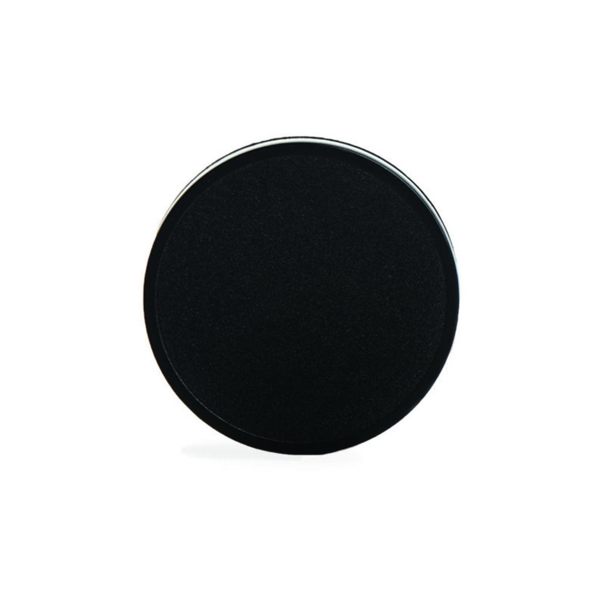 Black Lid For 1 Oz Standard Glass Jar (252 Qty.)