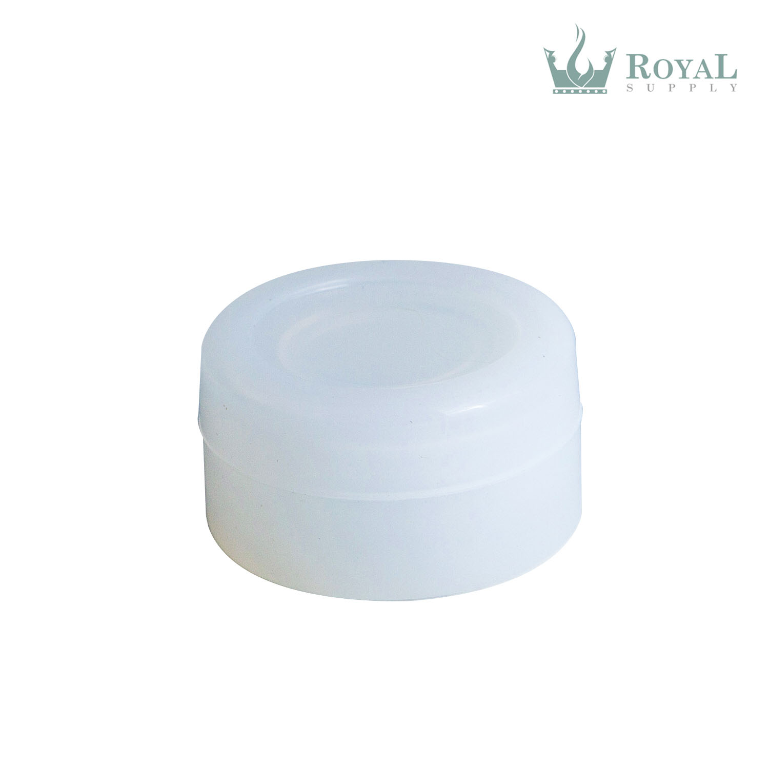 3 ml Silicone Non-Stick Concentrate Container