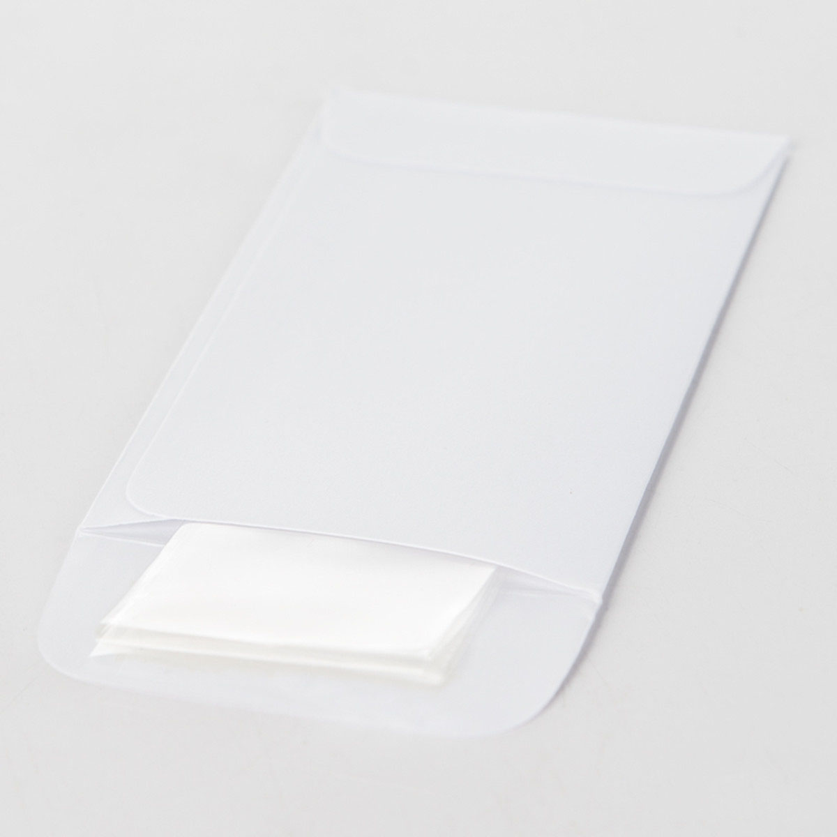 White Coin Envelopes (500 Qty.)