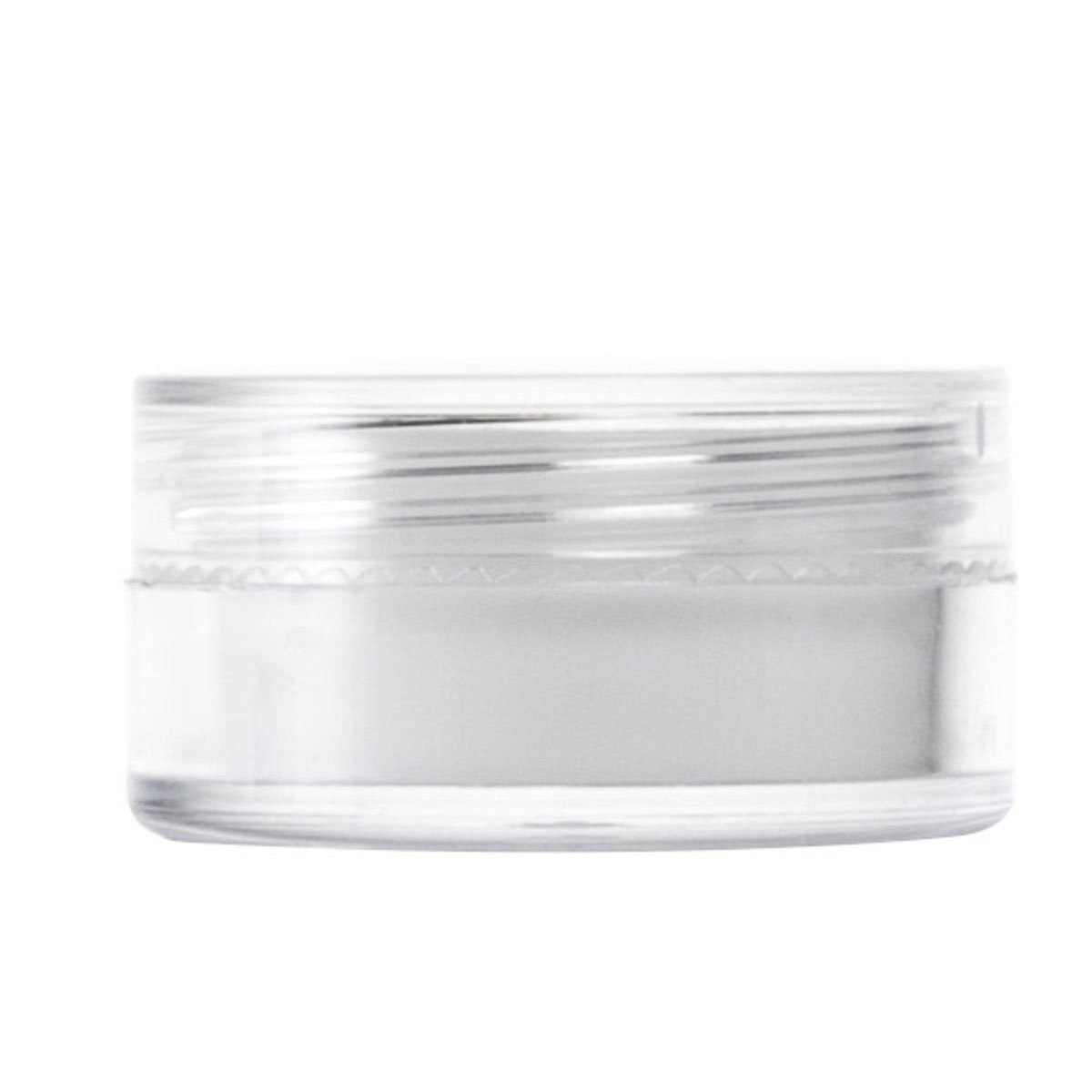 10ml Polystyrene Concentrate Container w/ Silicone Insert 500 Qty.)