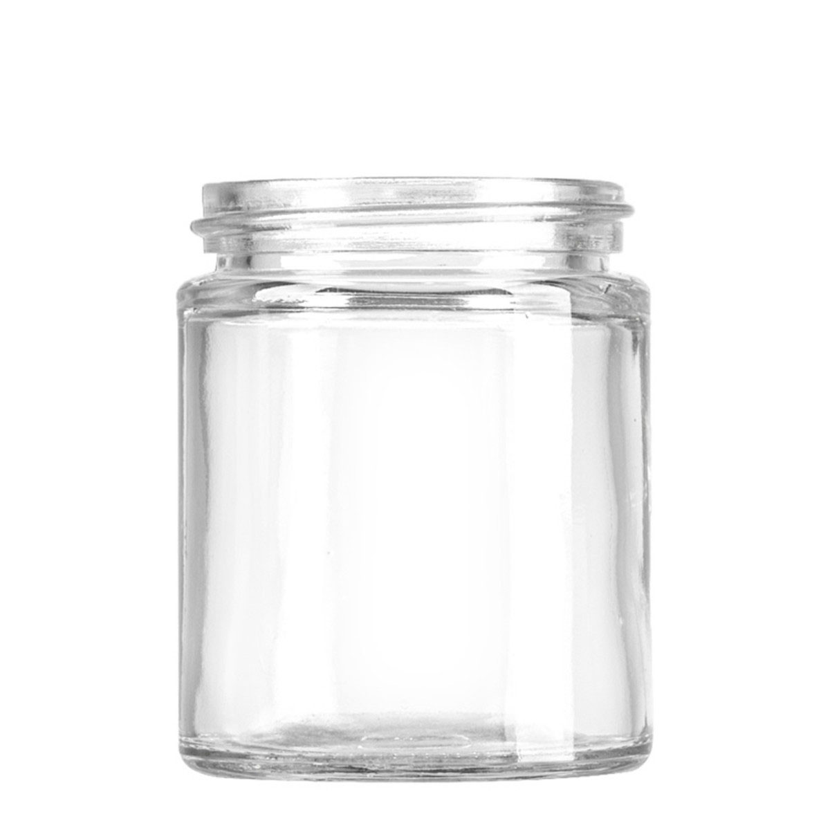 2oz Standard Glass Jar (160 Qty.)