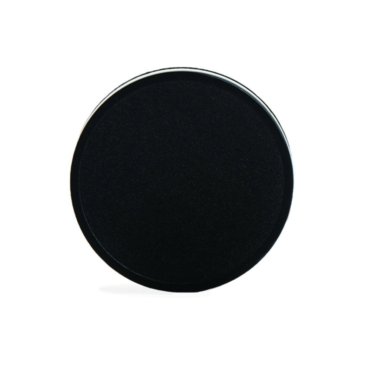 Black Lid For 2oz Standard Glass Jar (160 Qty.)