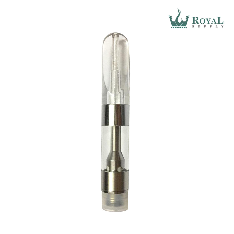 0.5 mL Clear Plastic Tip RS Ceramic Core Glass Cartridge