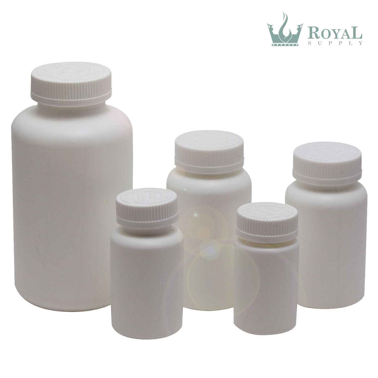 750cc Mega Vial Pill Bottle Container