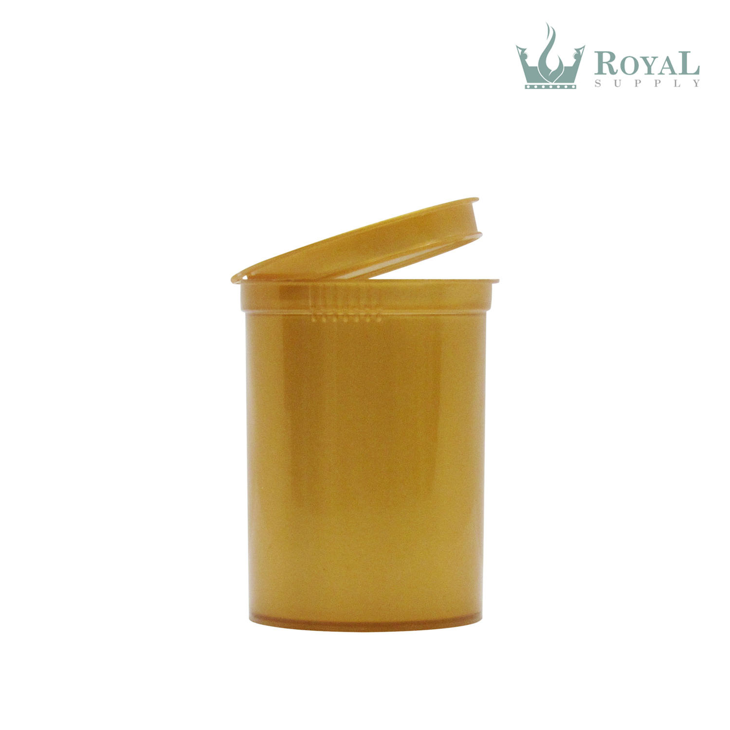 30 Dram High Quality Opaque Child Resistant Pop Top Bottles