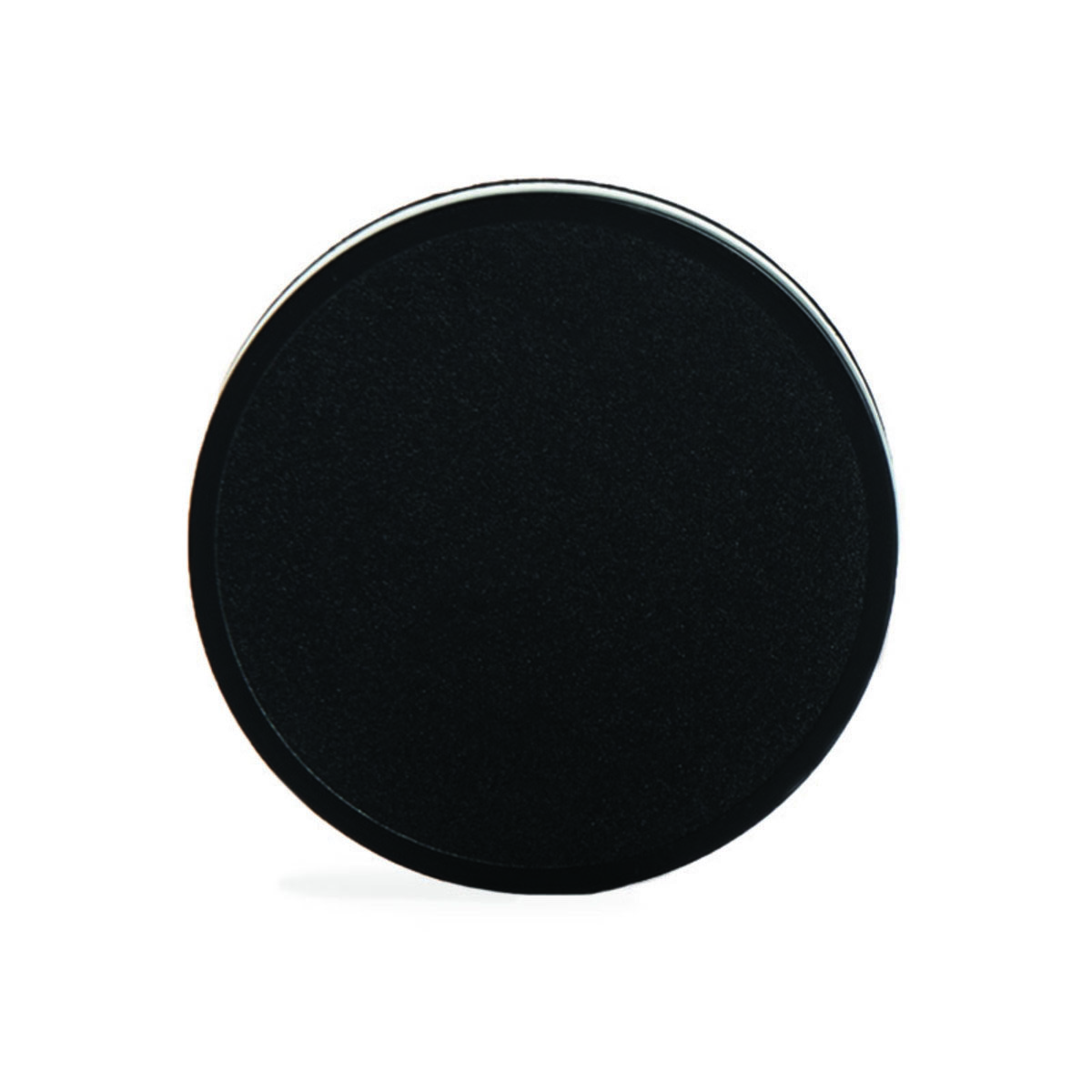 Black Lid For 3oz Standard Glass Jar (150 Qty.)
