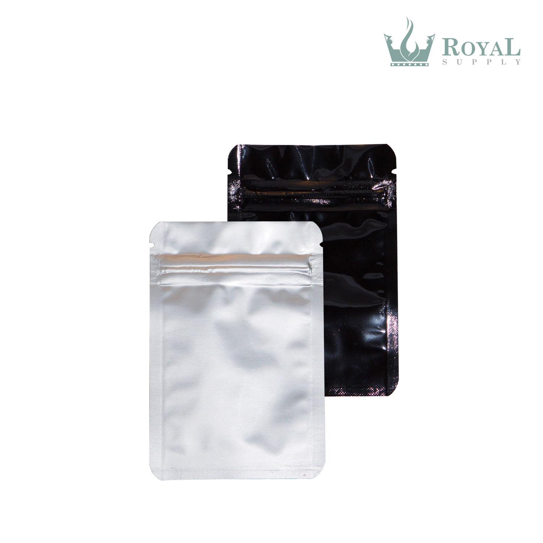 1 Gram Mylar Barrier Bags