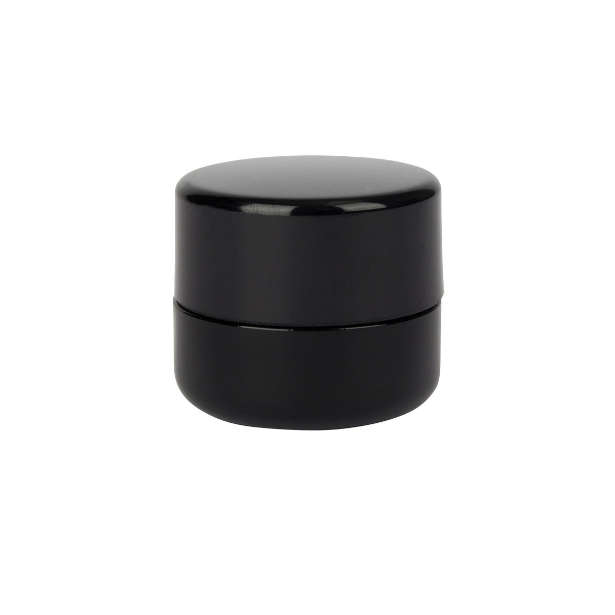 5ml Black Uv Glass Child Resistant Concentrate Container (150 Qty.)