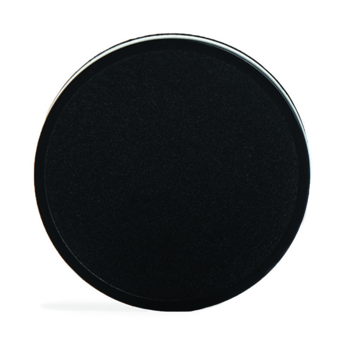 Black Lid For 5oz Standard Glass Jar (100 Qty.)