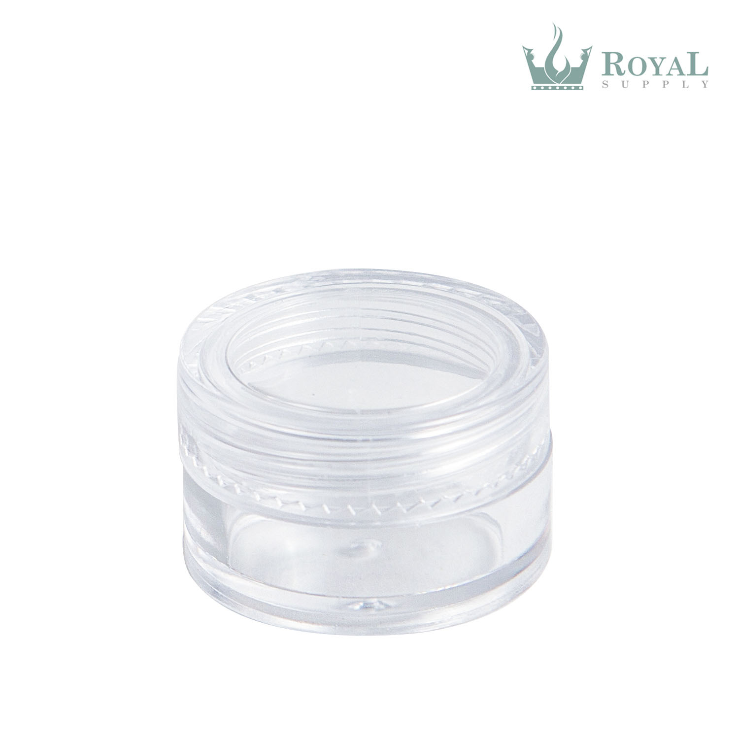 7 ml Plastic Concentrate Container