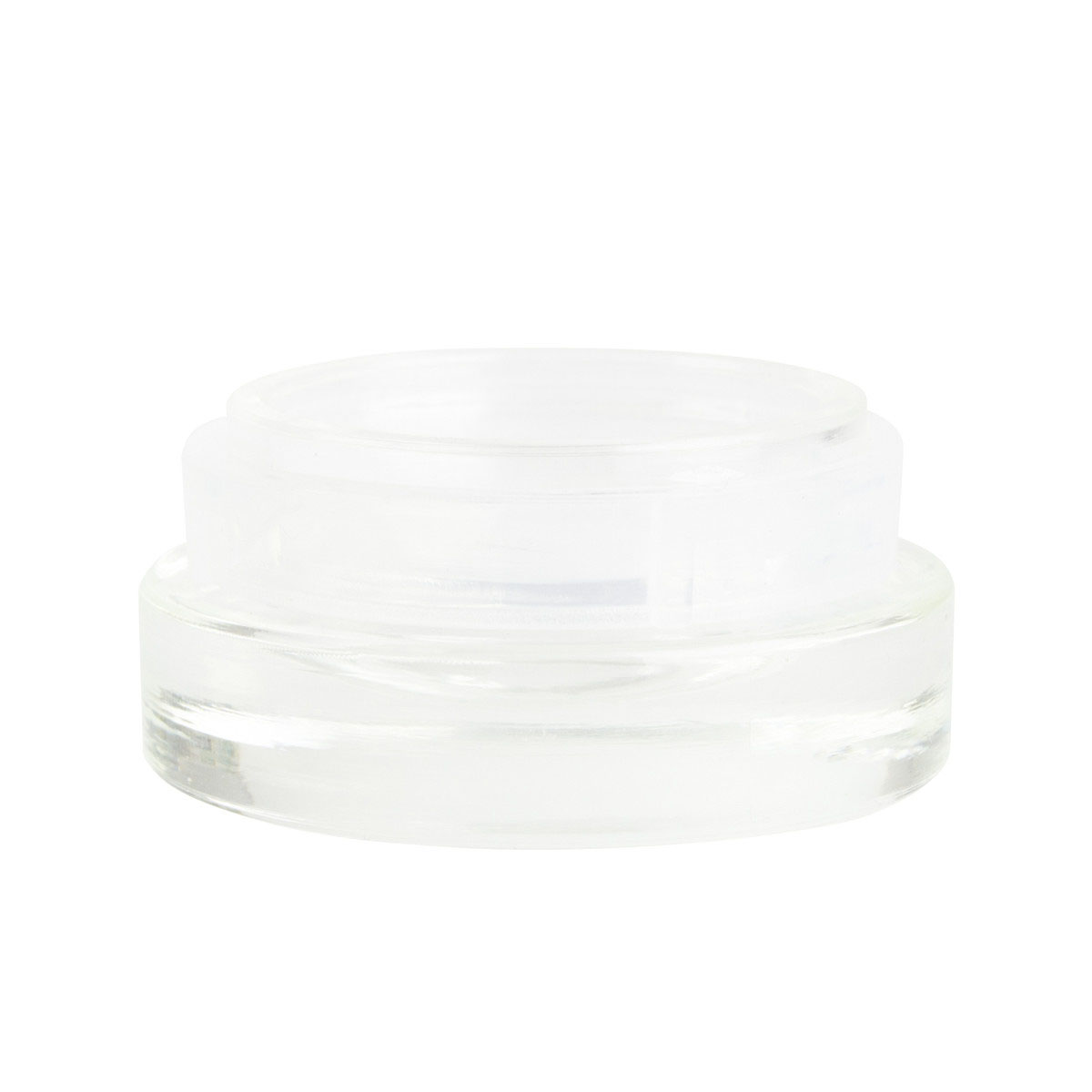 Medium 1.0g Child Resistant Palm N Turn Glass Concentrate Container Bases (400 Qty.) (Copy)