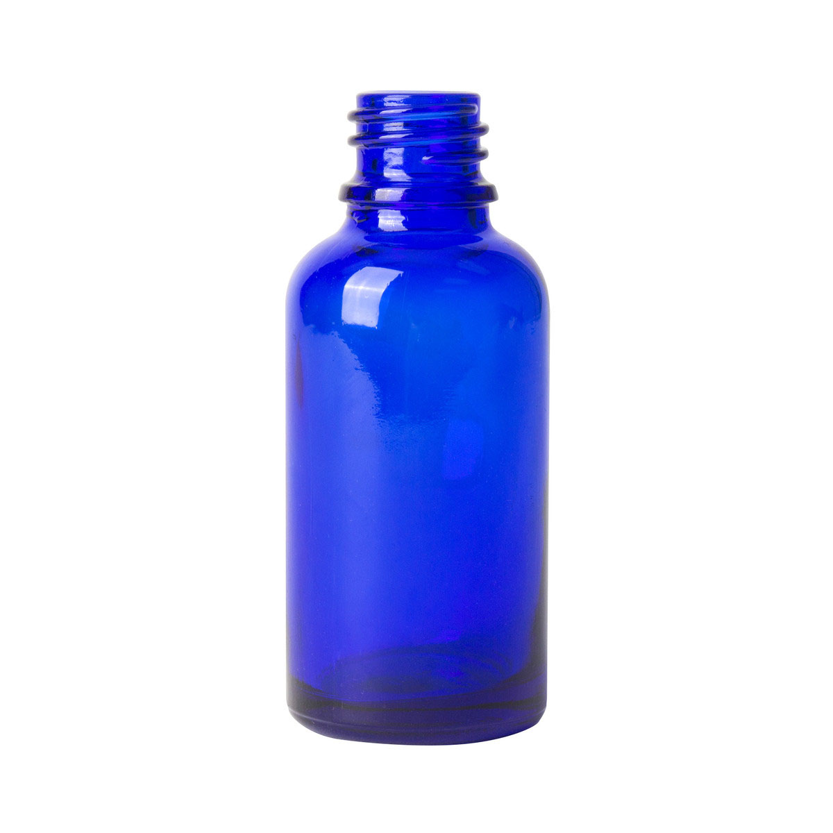 30ml Glass Dropper Bottle In Cobalt Blue (330 Qty.)