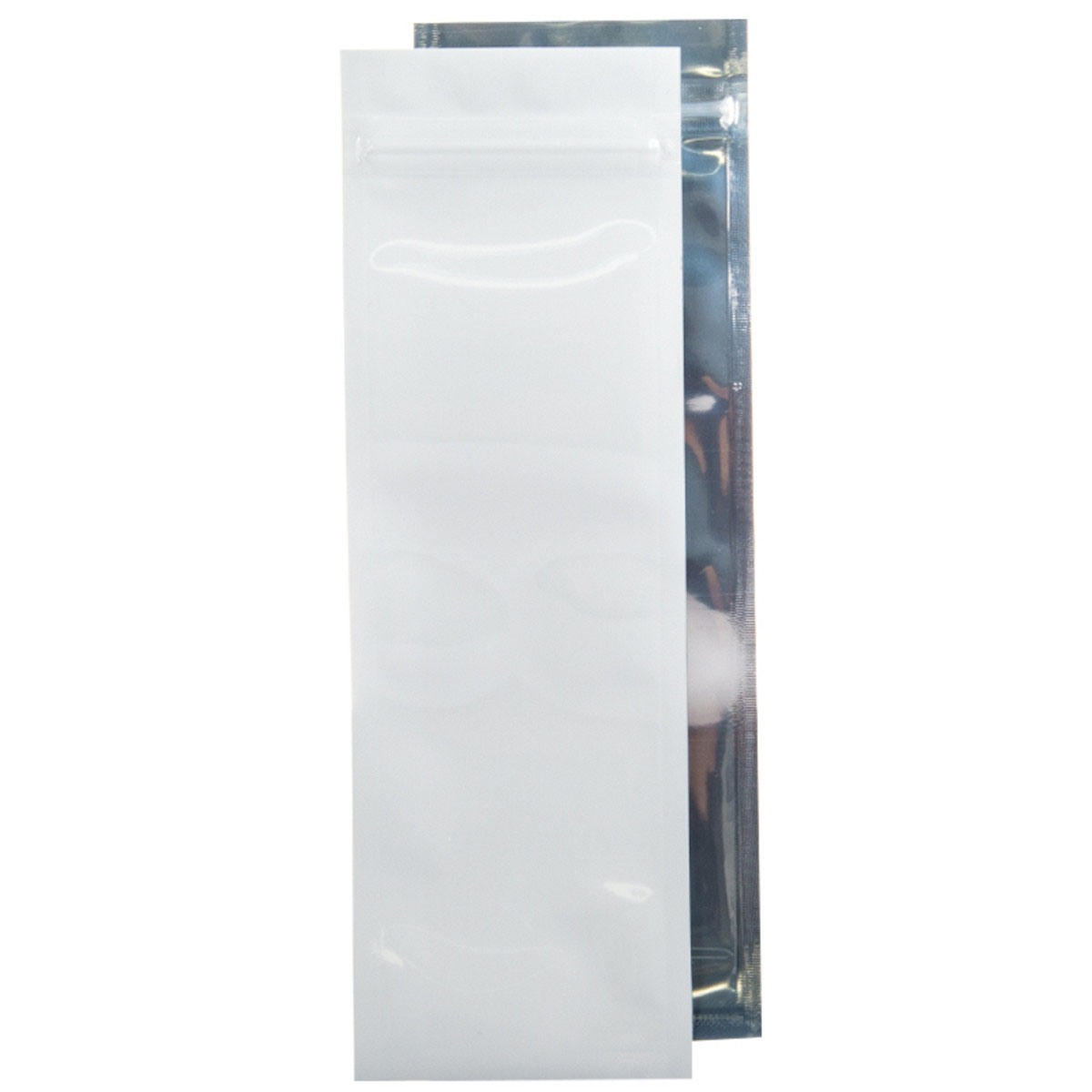 Syringe White/Clear Barrier Bags (100 Qty.)