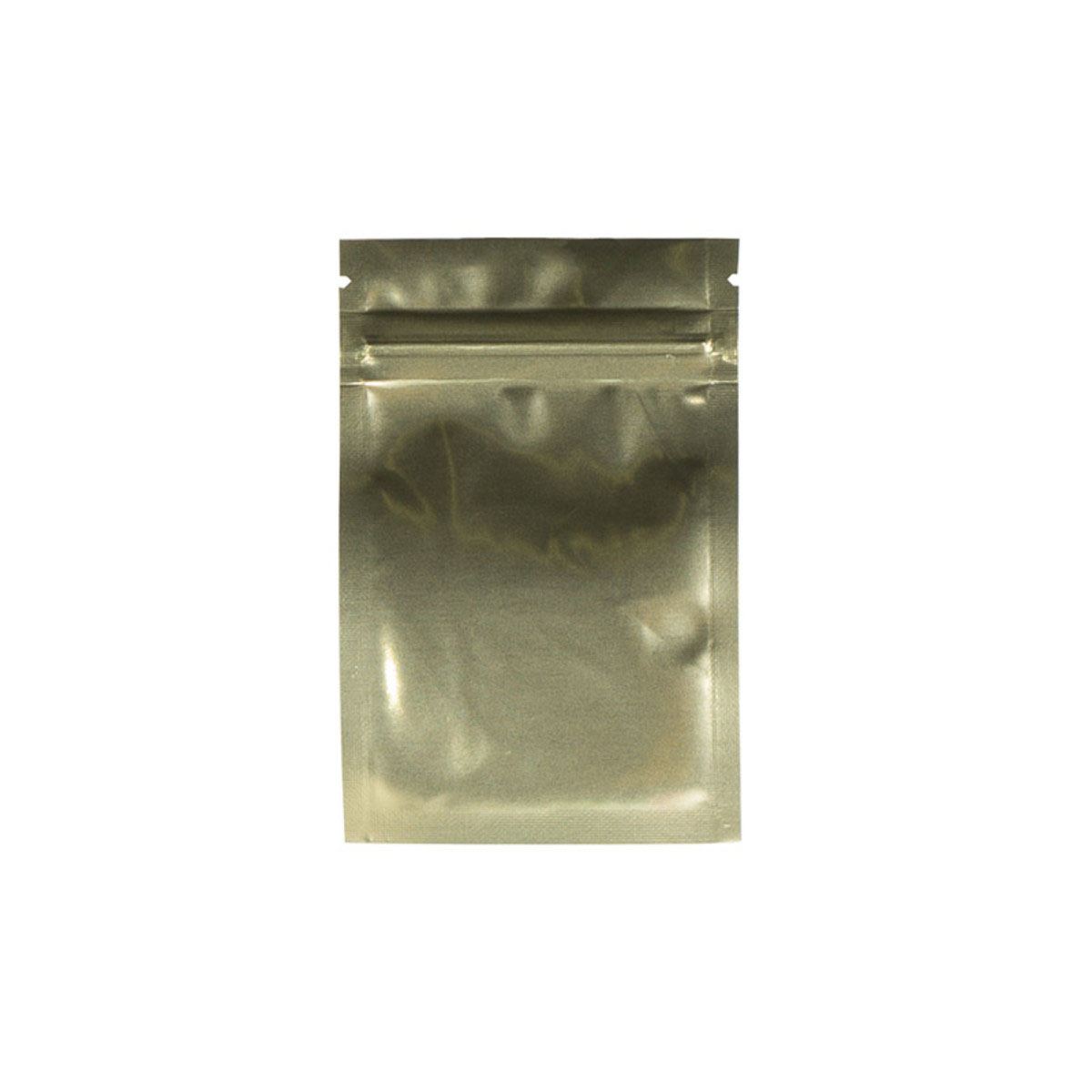 Gram Gold/clear Barrier Bags (100 Qty.)