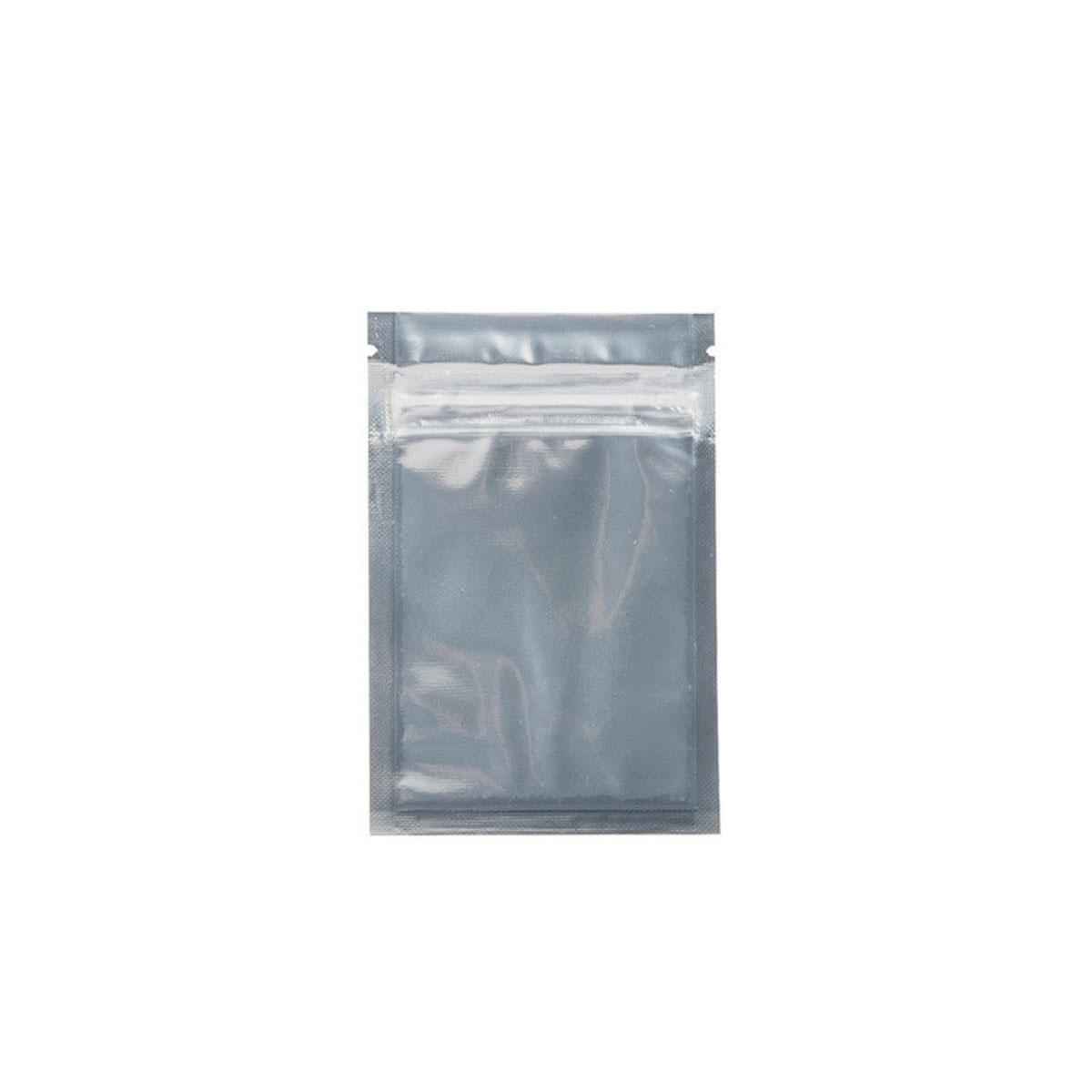 Gram Cali Bear White/clear Barrier Bags (100 Qty.)