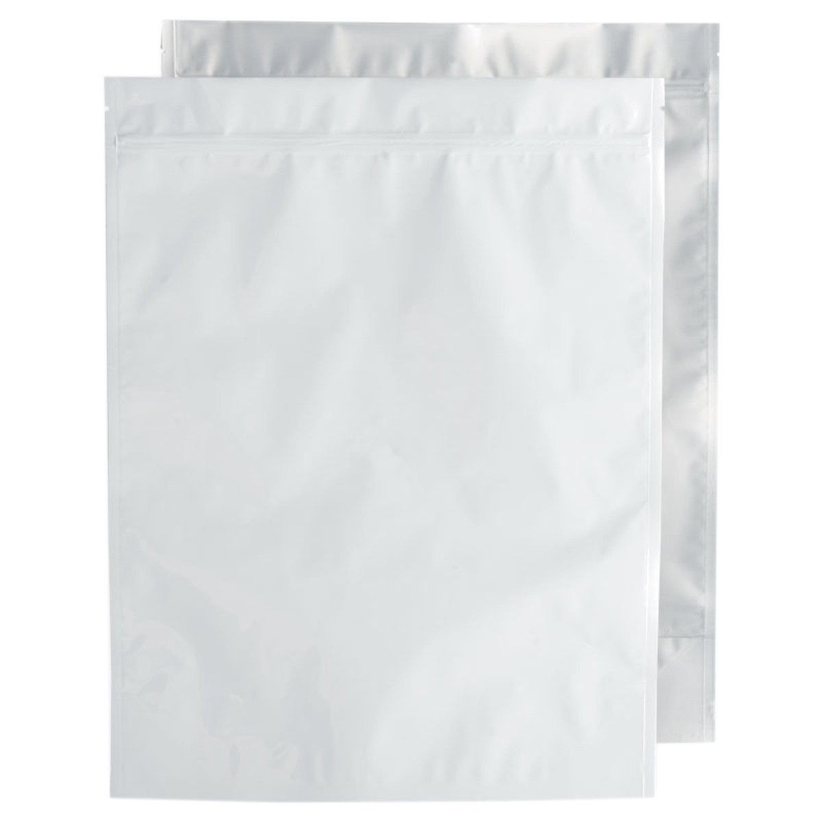One Pound White/clear Barrier Bags (50 Qty.)