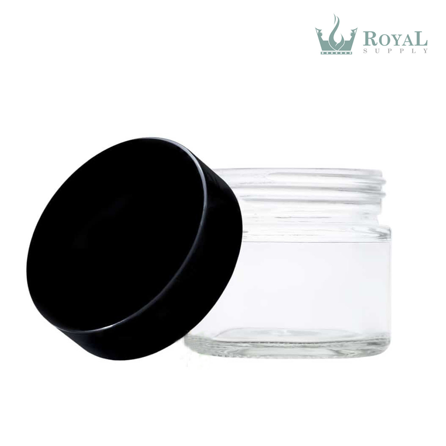 3 oz Glass Jars Containers