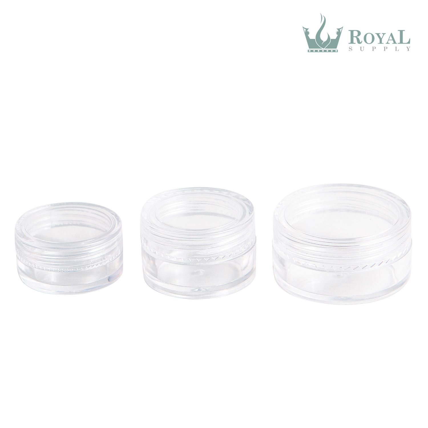 5 ml Plastic Concentrate Container