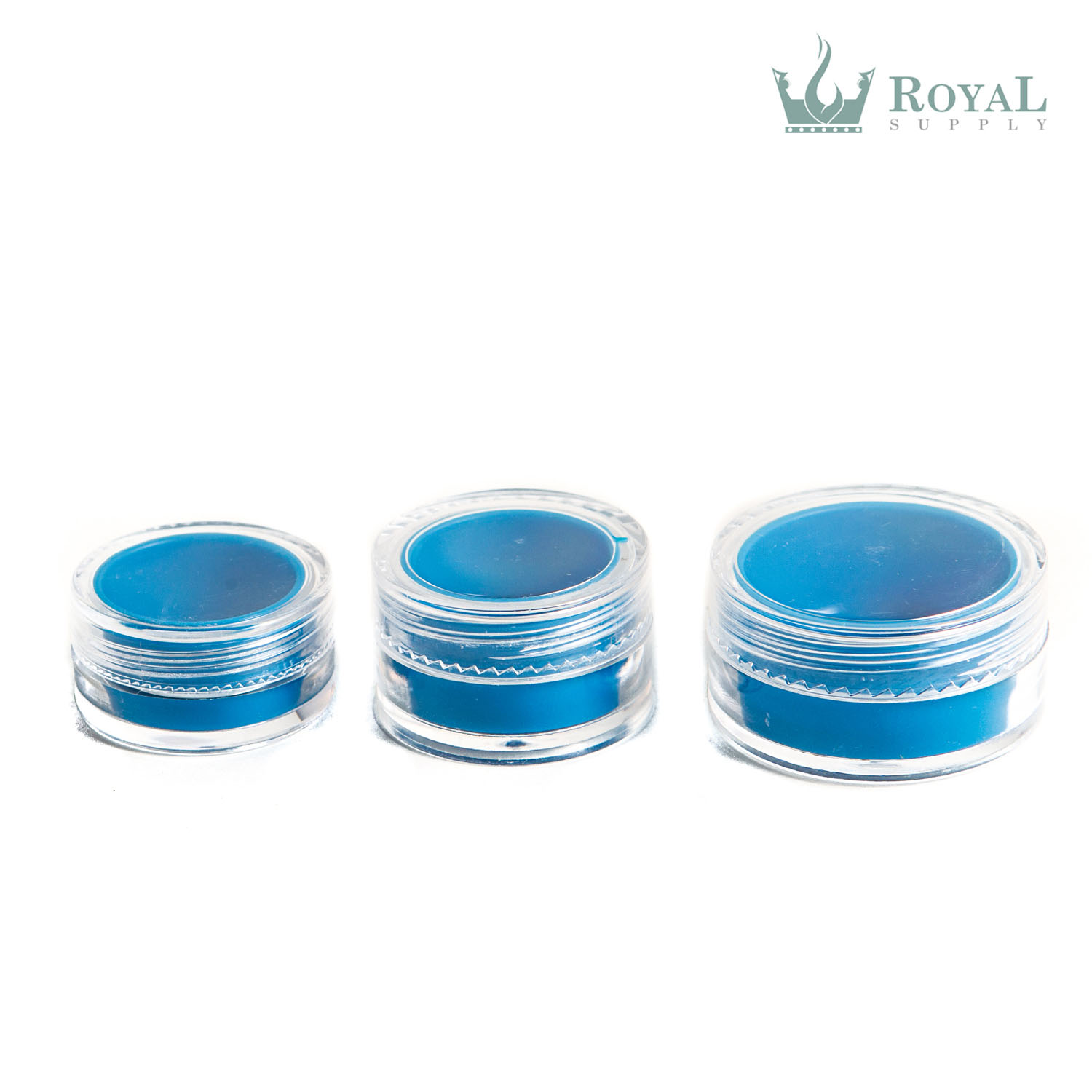 7 ml Plastic Concentrate Container with Silicone Insert
