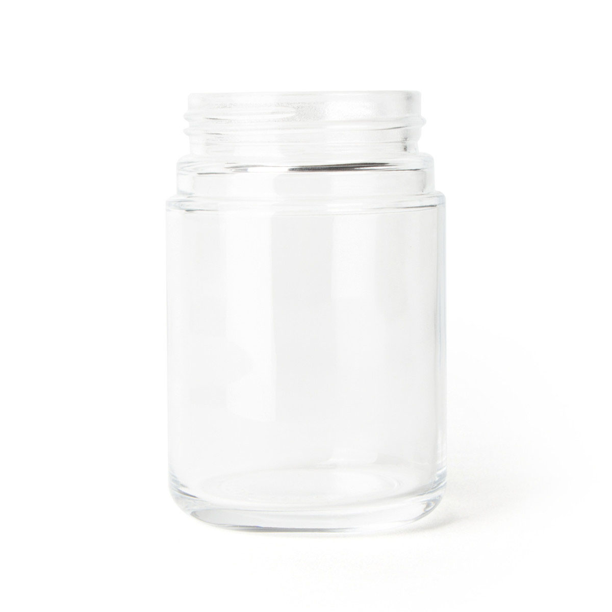 5OZ RESERVE GLASS JAR (QTY 80)