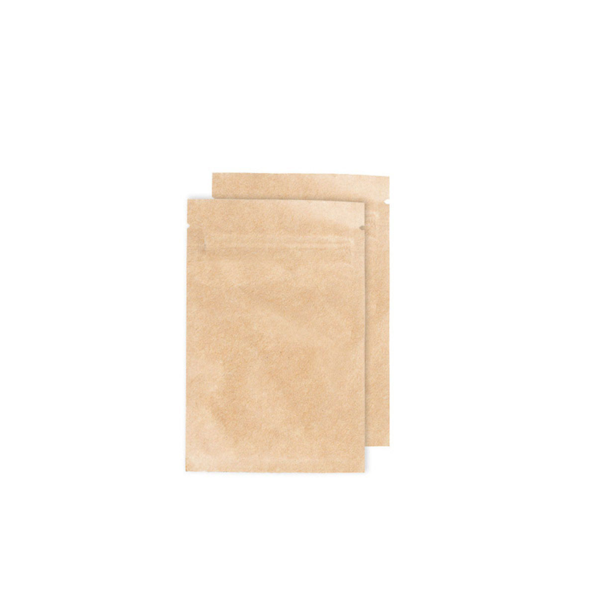 Gram Kraft Opaque Barrier Bags (100 Qty.)