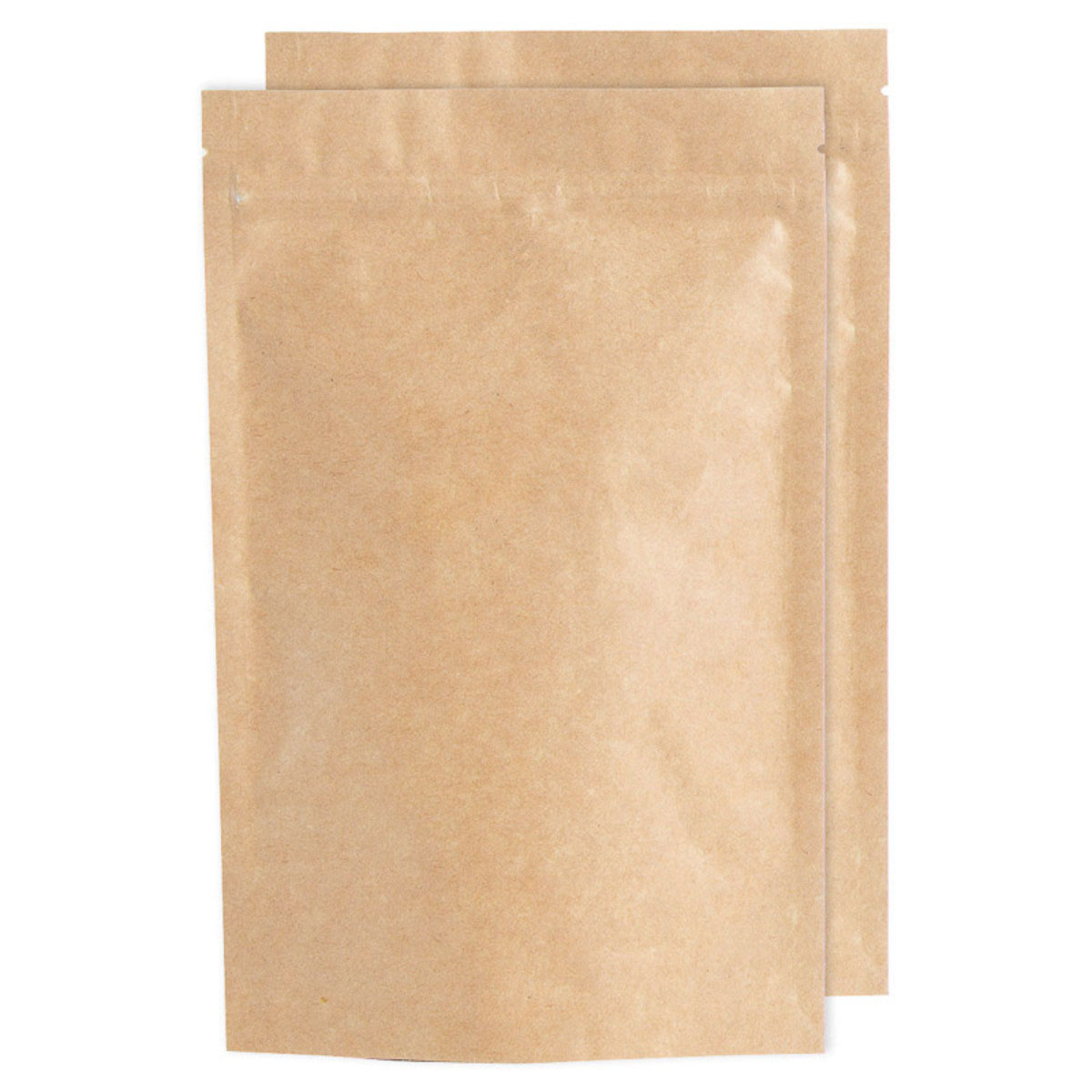 Ounce Kraft Opaque Barrier Bags (100 Qty.)