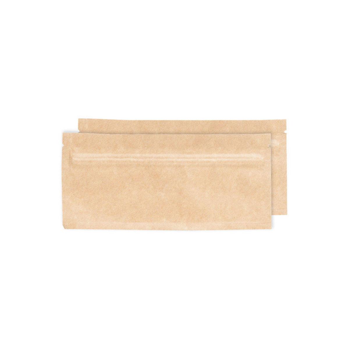 Pre-roll Kraft Opaque Barrier Bags (100 Qty.)