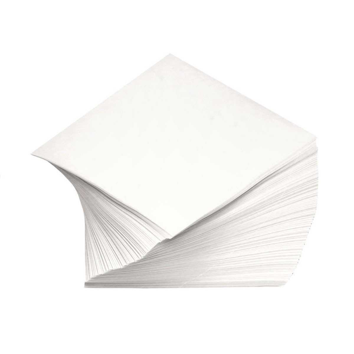 "4"" X 4"" Silicone Treated Parchment Paper Squares (2000 Qty.)"