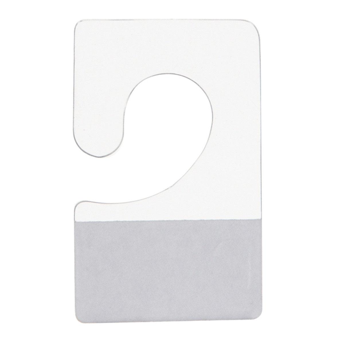 Plastic Hang Tab (100 Qty.)