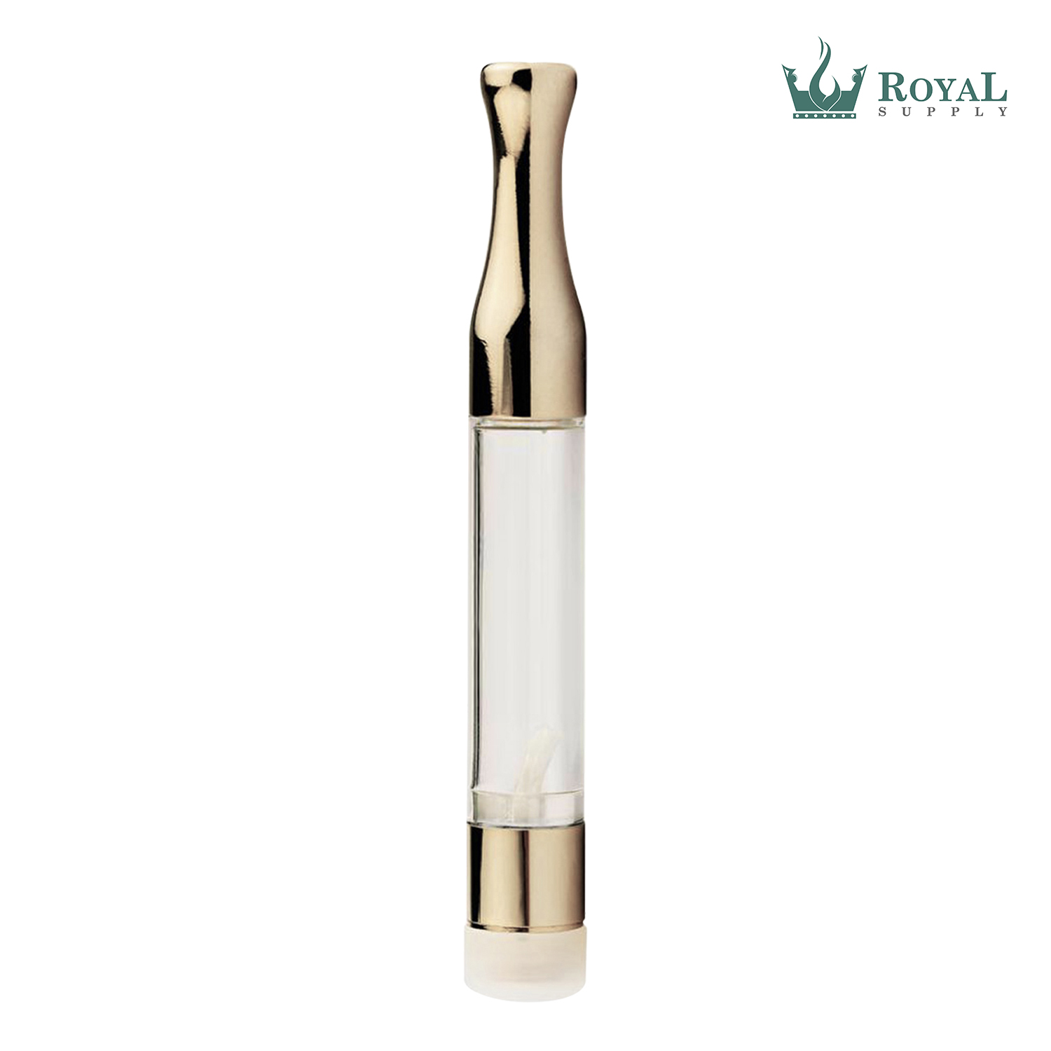 1 ML GOLD STAINLESS STEEL TIP RS2 CARTRIDGE