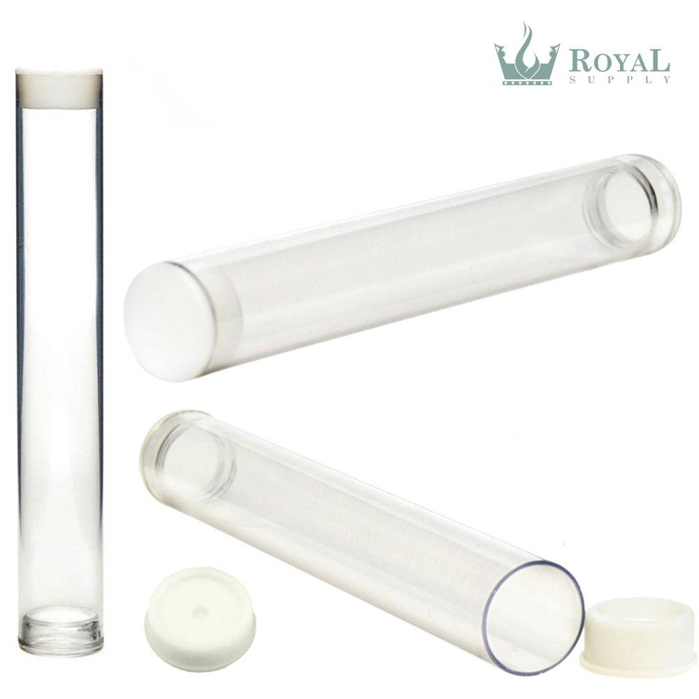 Plastic Cartridge Tubes