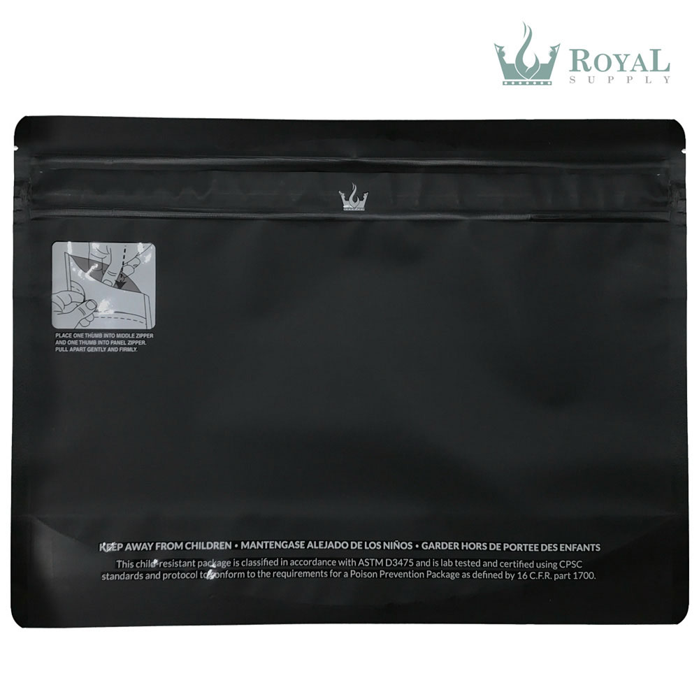 Royal Supply Large Child Resistant Exit Bag