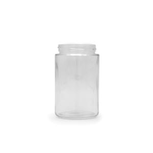 5OZ V2 FLUSH GLASS JAR